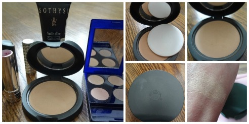 thebodyshop pressed powder