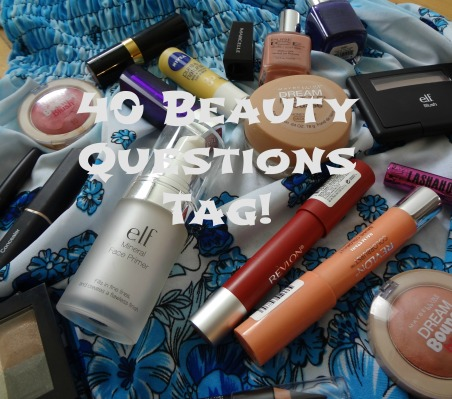 40 beauty questions