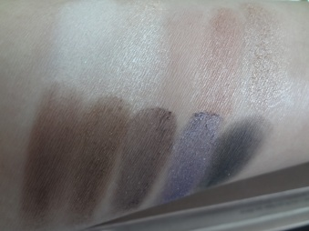 in the light swatches