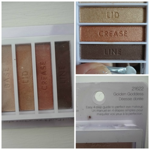 elf golden palette