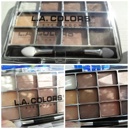 l.a. colors eyeshadows