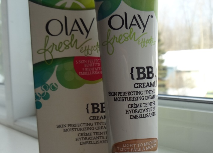 I Have A Crush on OLAY BB Cream