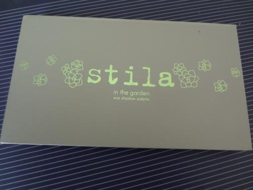 Stila in the garden