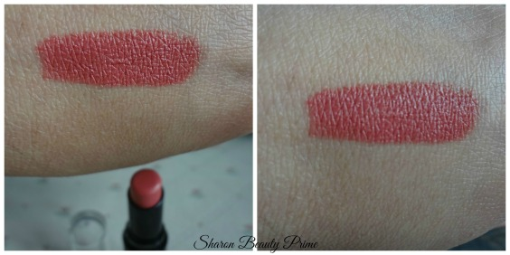 color swatch wet n wild lippies