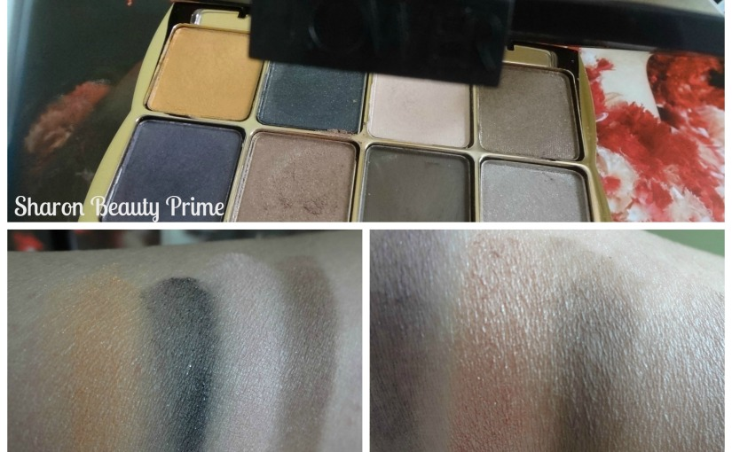 Flower Play Eyeshadow|Swatches|Review