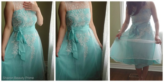 dreesing up eshakti dress
