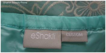 eshakti non-oven label