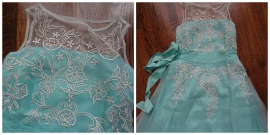 front dress