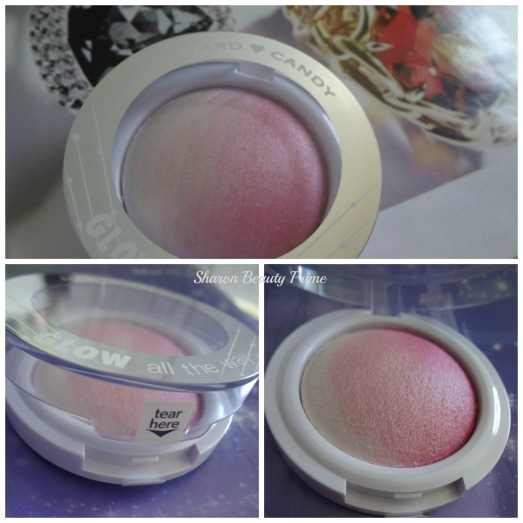 hard candy glow blush