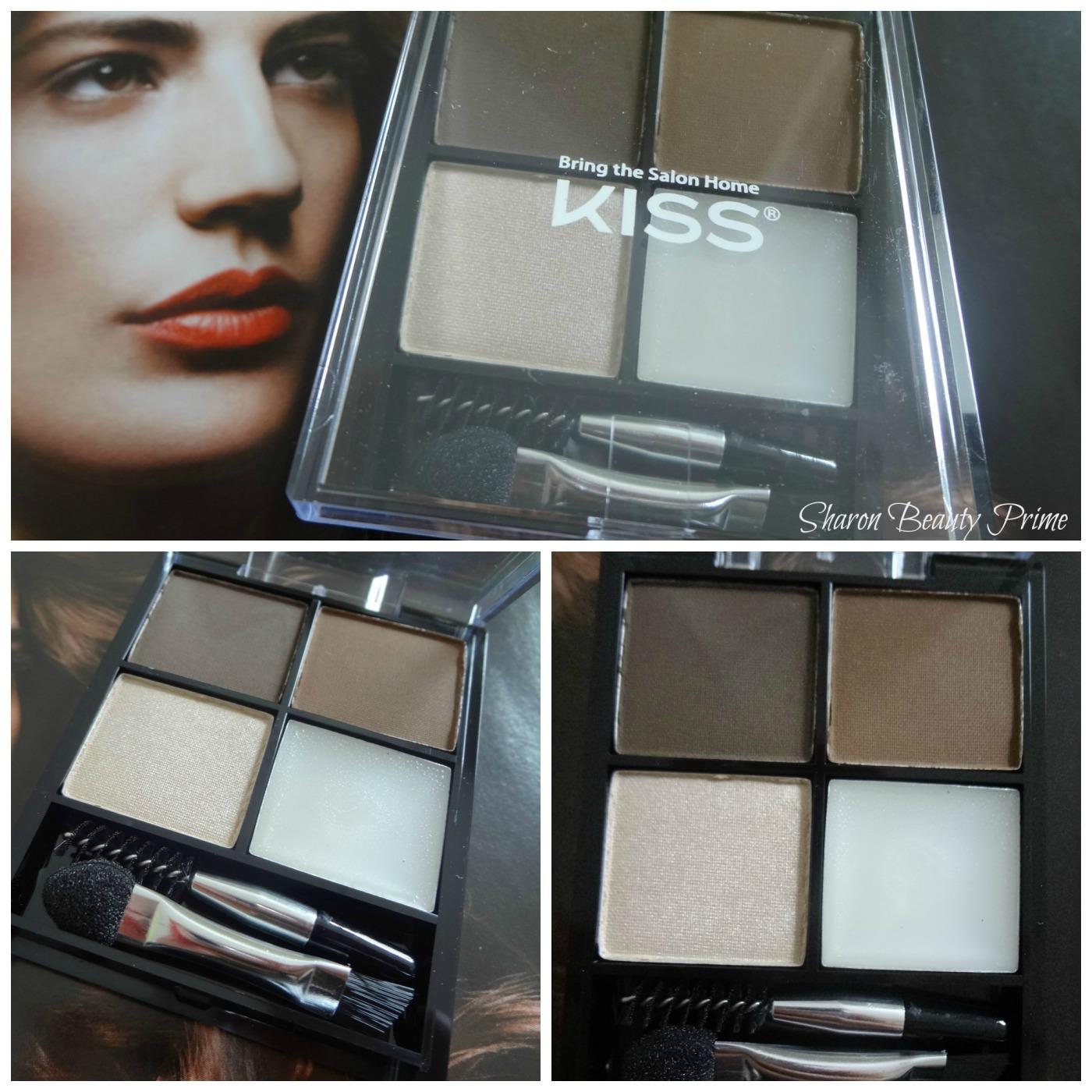 kiss brow kit