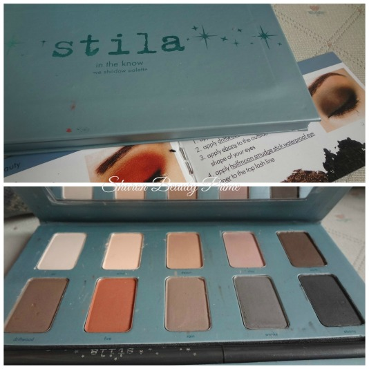 stila in the know