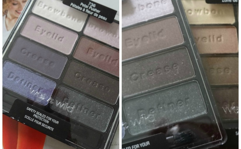 Wet n Wild Color Icons Eyeshadow Palette