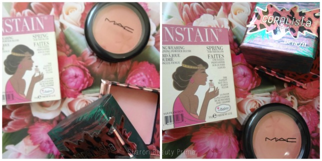 benefit, mac, thebalm blushes