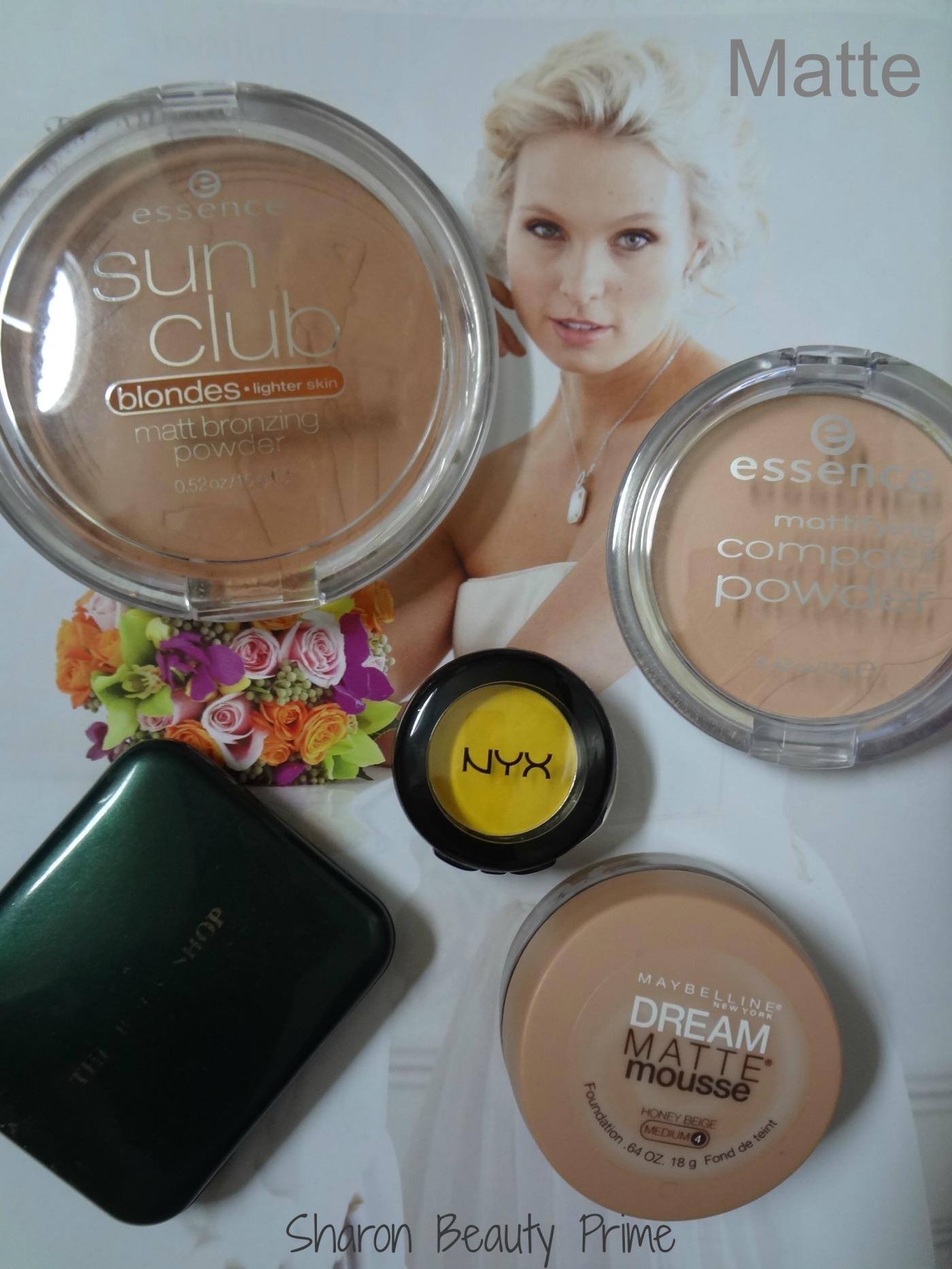 drugstore matte makeup