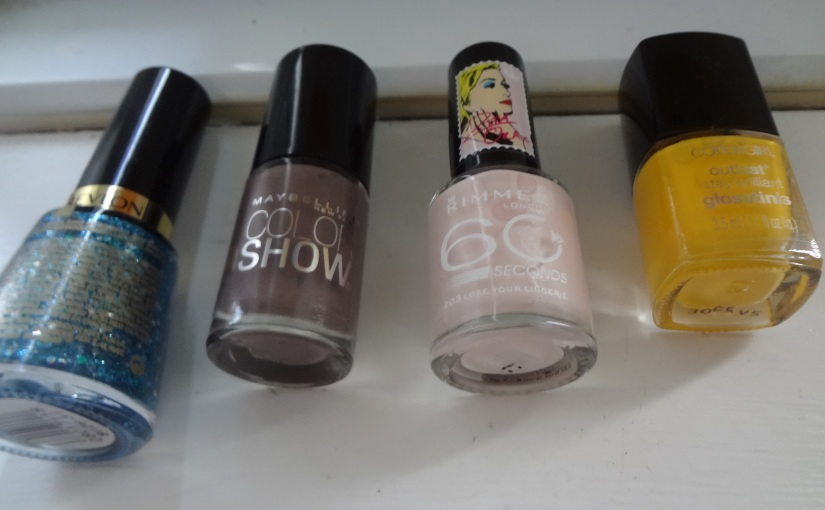 $2 Nail Polish Drugstore Haul