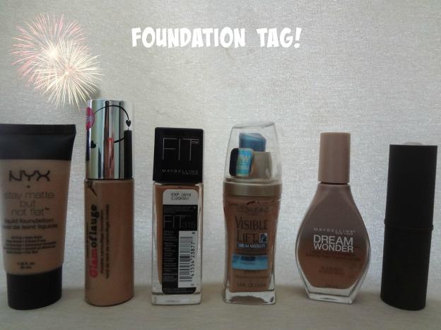 foundation tag header