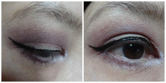 matt baladi purple eyelook
