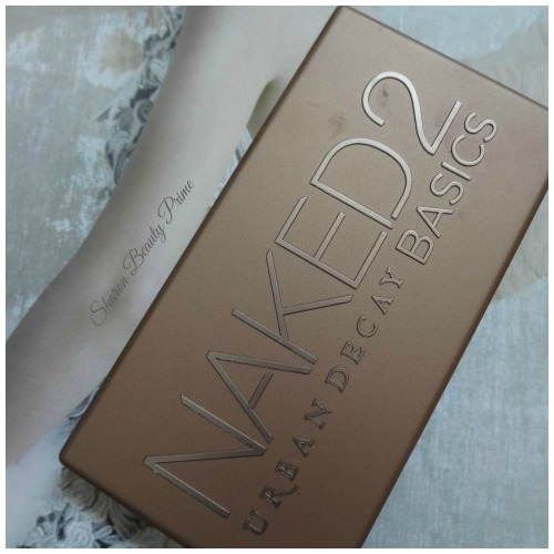 naked 2 palette by ud