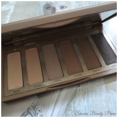 Naked2 Basic Palette by Urban Decay