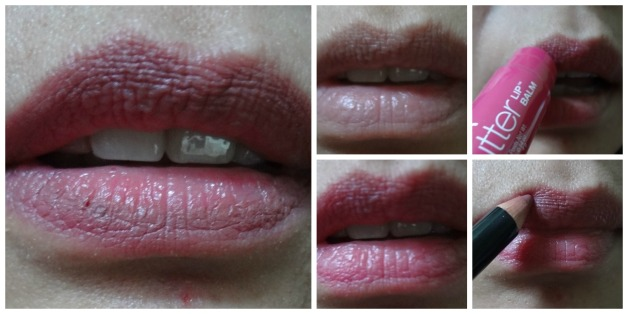 ombre lips part 1