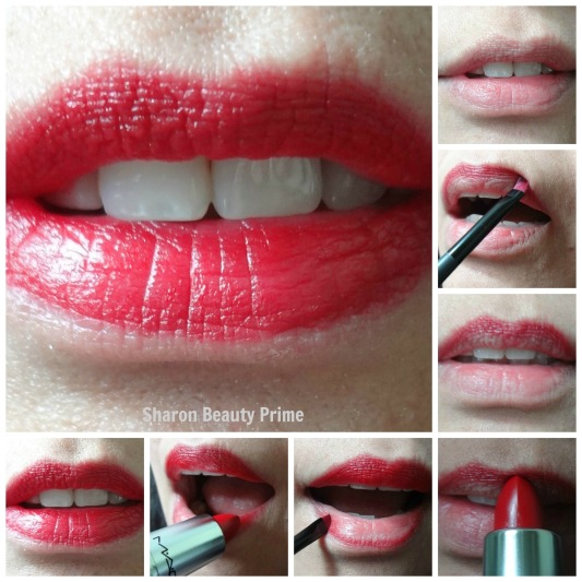 perfect & clean lips by mac