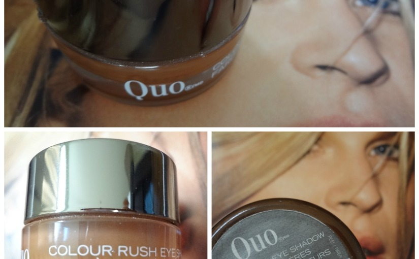 Madness Wednesday|Quo Colour-Rush Eyeshadow