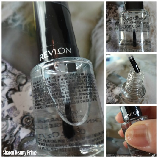 revlon top coat