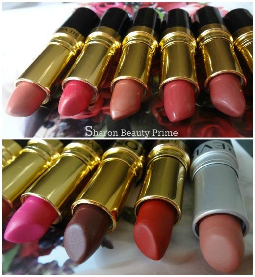super lustrous lipsticks revlon