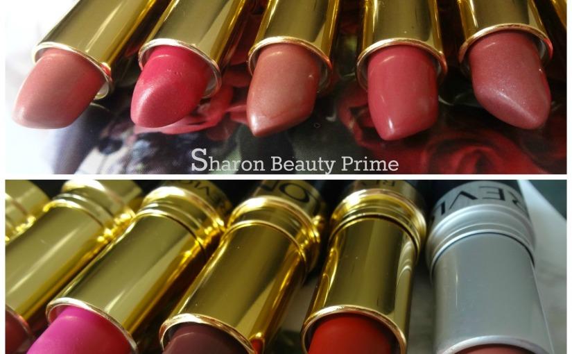 Every Lipstick Has A Story|REVLON