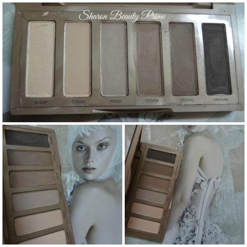 ud naked2 basic palette