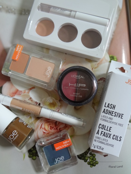 beauty haul joe fresh
