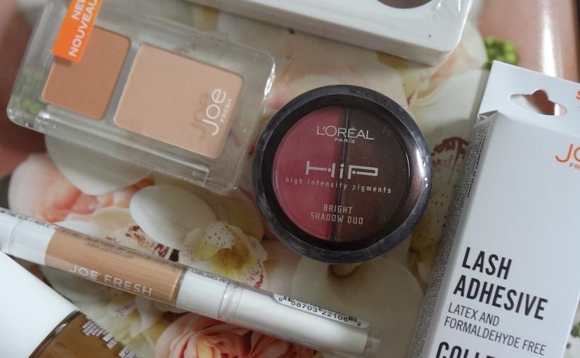 Friday Makeup Haul