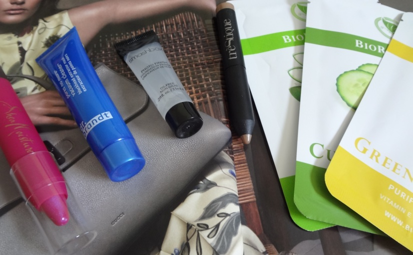 Unbagging My June Glam Bag By Ipsy