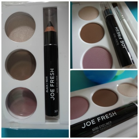 joe fresh trio shadows