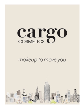 by Cargo Cosmetics