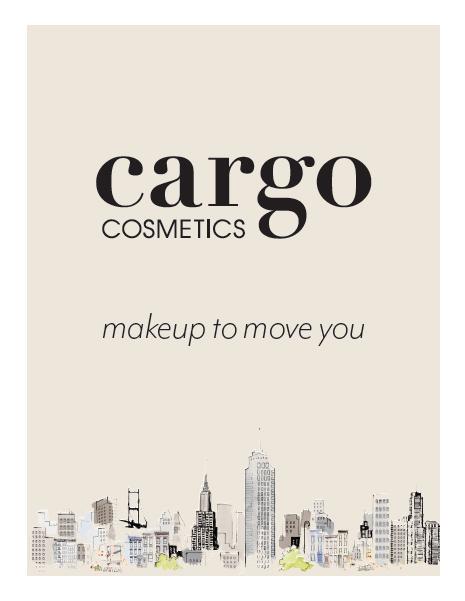 by Cargo Cosmetics