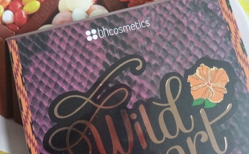 My Beauty Madness Wednesday|BH Wild At Heart Baked EyeshadowPalette|Review