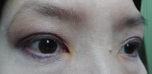 inspired eye makeup look