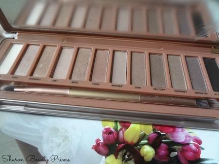 NK3 eyeshadow palette