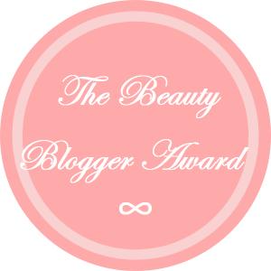 beauty blogger award