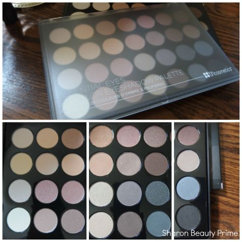 bh eyeshadow pan