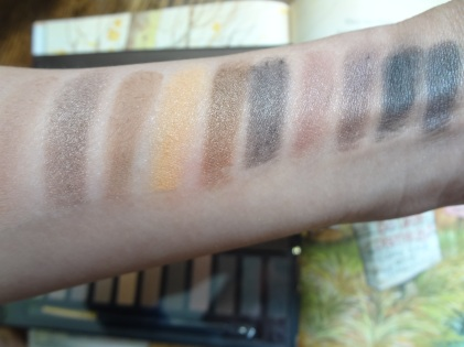 naked palette by UD