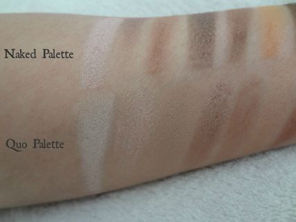 light shades swatches
