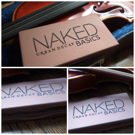 naked basics palette by UD