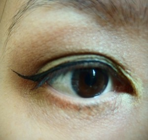 eyeshadow nyx look