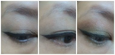 cat eye liner step 3