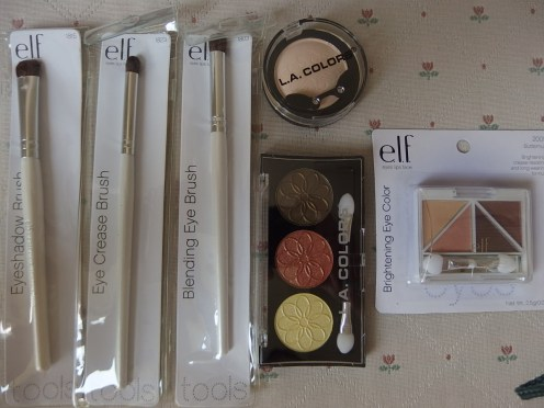 elf, la colors haul