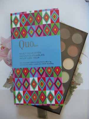 quo eyeshadow palete