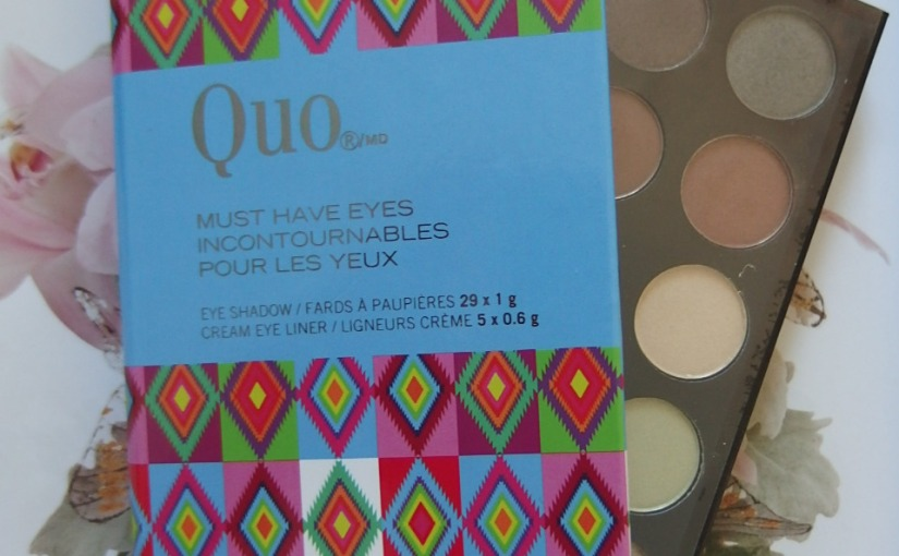 Wednesday Drugstore Epic Beauty Snag|Quo Palette