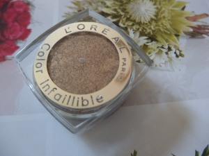 L'Oreal Infallible Color Eyeshadow